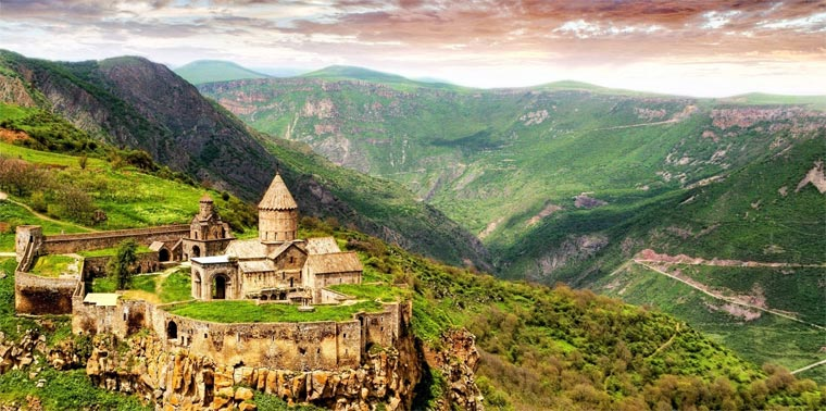 Достопримечательности Армении: топ 14