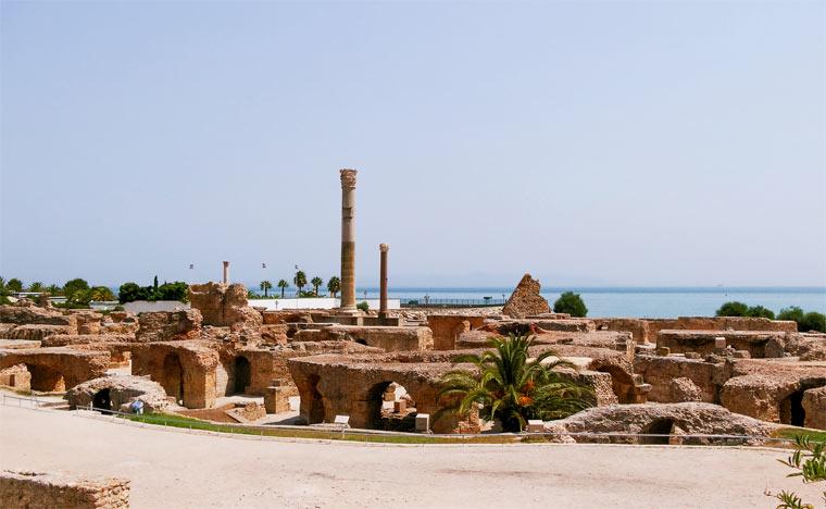монастир тунис достопримечательности фото с описанием