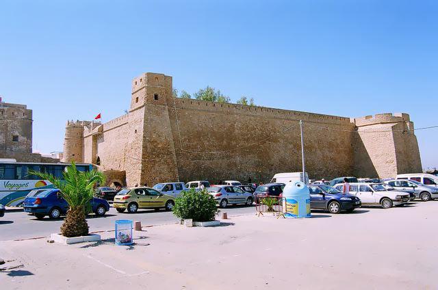 Достопримечательности Туниса: форт