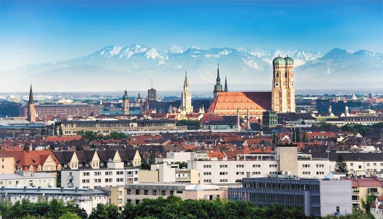 Самые красивые города Германии — Топ 12