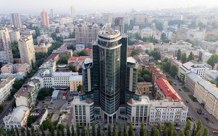 Хилтон Киев