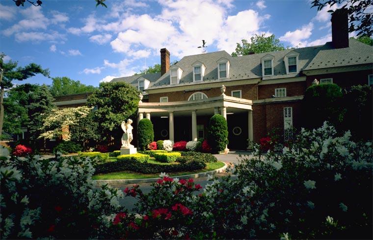 Достопримечательности Вашингтона: Хиллвуд