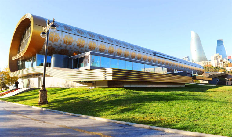 Достопримечательности Азербайджана: музей ковра