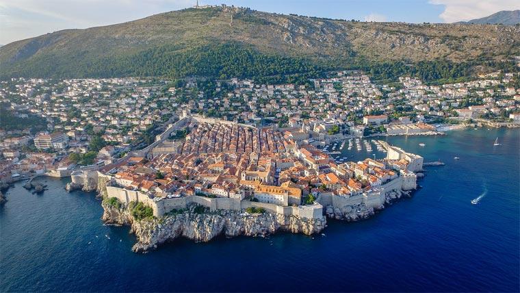 Фото Хорватии  интересные места и достопримечательности