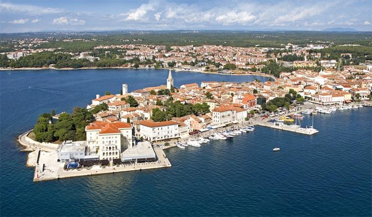 Популярные достопримечательности Хорватии