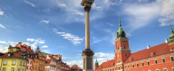Самые красивые города Польши