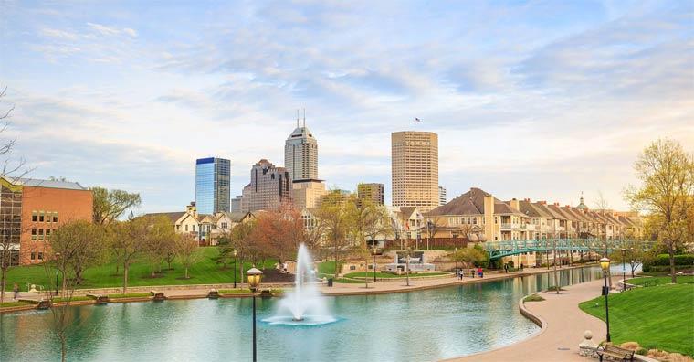 Самые красивые города США