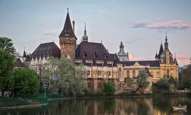 Венгрия: достопримечательности