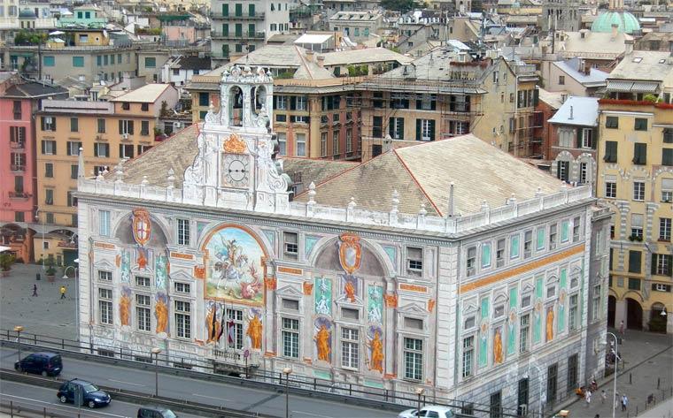 Главные достопримечательности Генуи