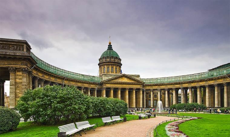 Казанский собор – символ Санкт-Петербурга