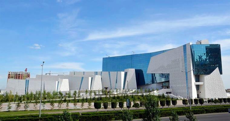 Достопримечательности Астаны: Национальный музей Казахстана