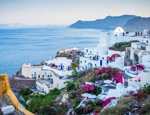 Санторини – остров-сказка в Греции