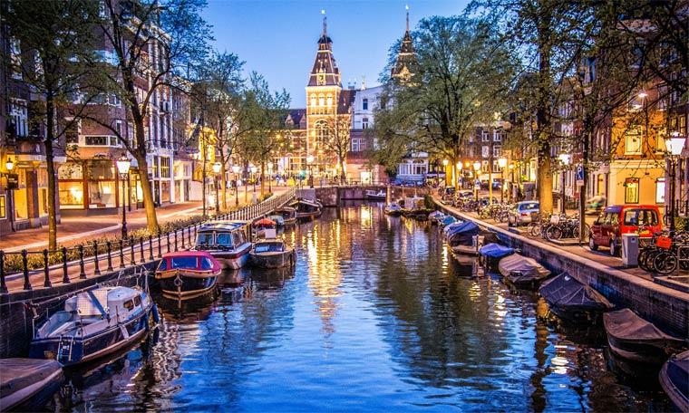 Достопримечательности голландии фото и описание