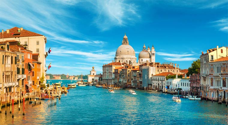 Достопримечательности Венеции: Гранд-Канал