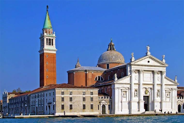 Достопримечательности Венеции: Сан-Джорджо-Маджоре