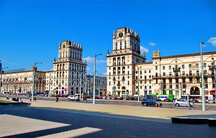 Куда сходить в Минске: ворота