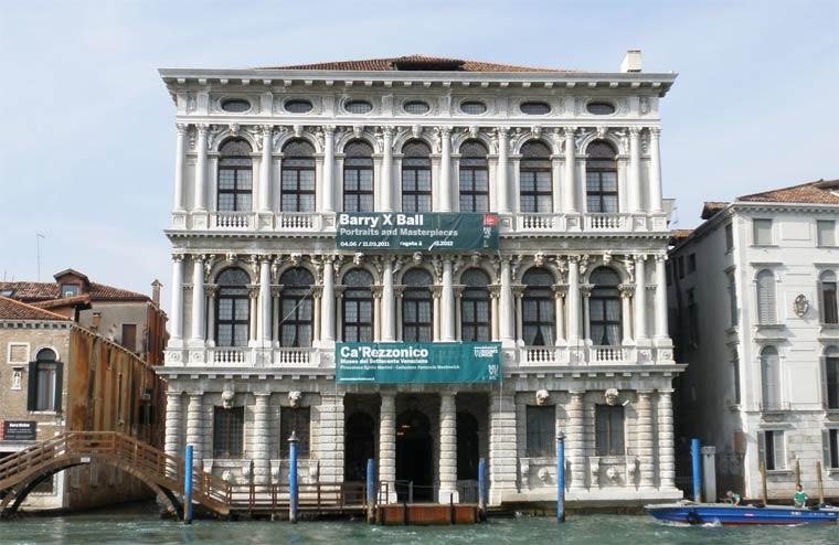 Достопримечательности Венеции: Ка-Реццонико
