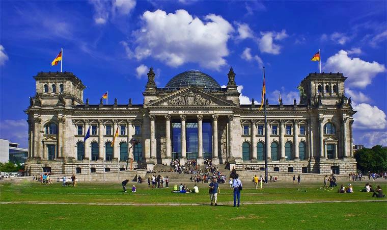 Главные достопримечательности Берлина - фото, карта, адреса