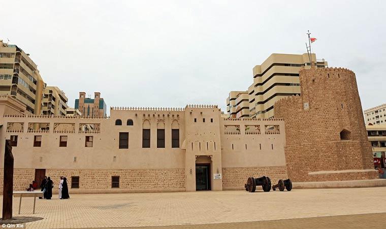 Достопримечательности Шарджи: форт