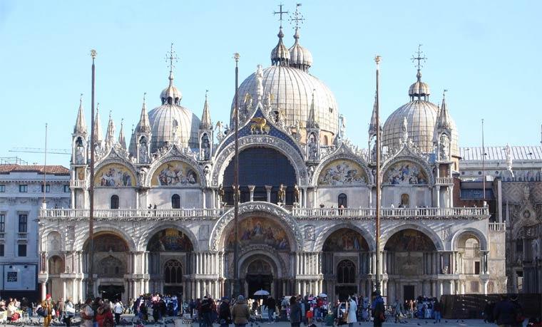Достопримечательности Венеции: Собор Святого Марка