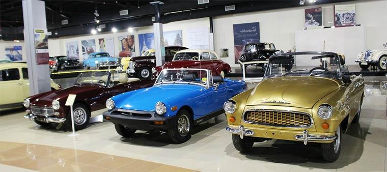Достопримечательности Шарджи: музей автомобилей