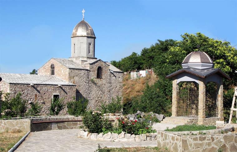 Достопримечательности Феодосии: Церковь Иоанна Предтечи