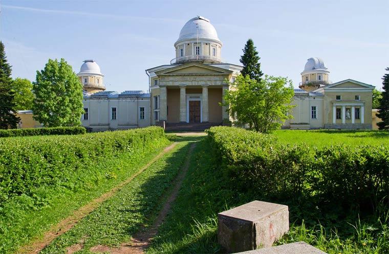 Интересные места Санкт-Петербурга: обсерватория