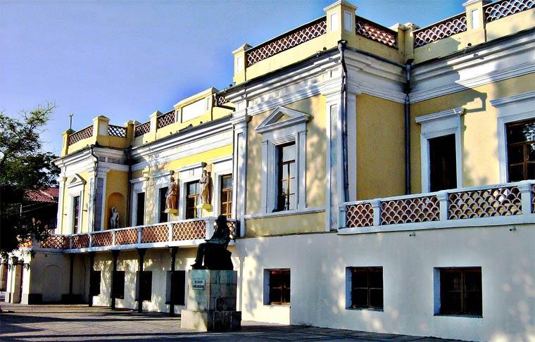 Что посмотреть в Феодосии: картинная галерея