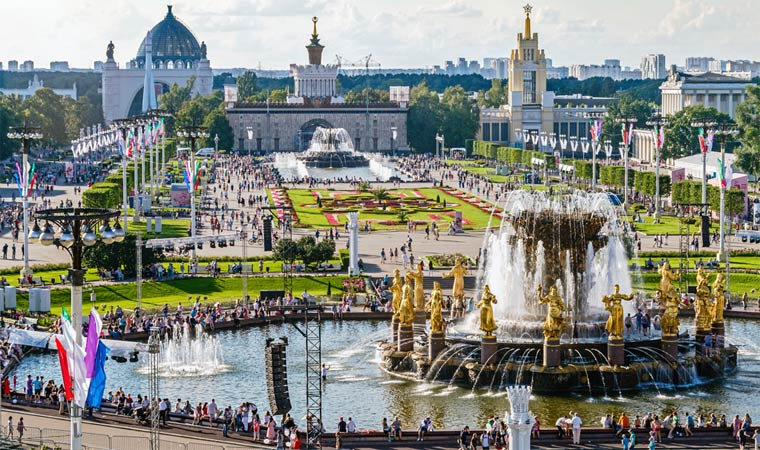 Самые интересные места Москвы — Топ 20