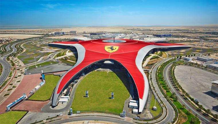 Что посмотреть в Абу-Даби?