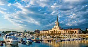 Самые интересные туристические места Сочи