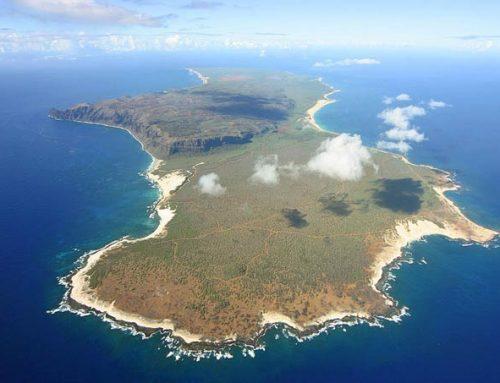 Удивительные острова, недоступные для туристов