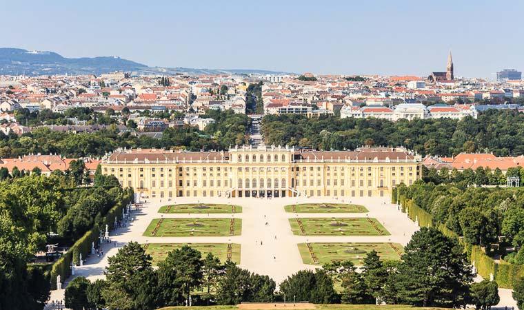 Достопримечательности Вены: Дворец Шёнбрунн
