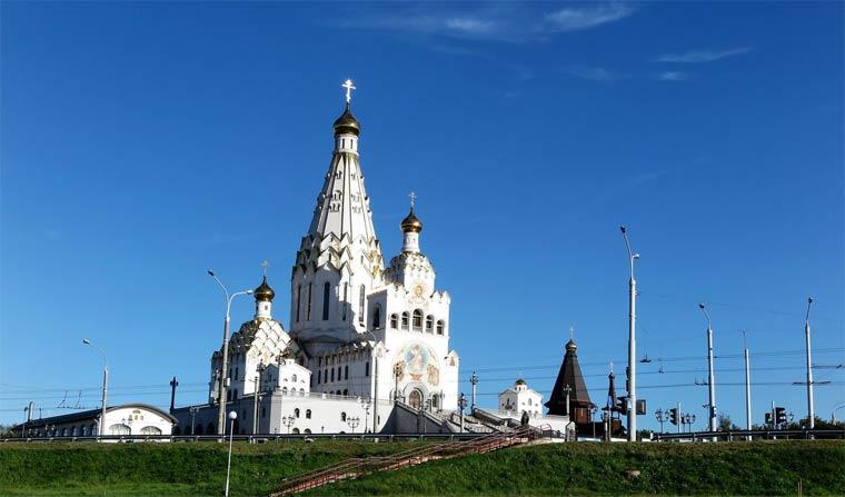Главные достопримечательности Минска