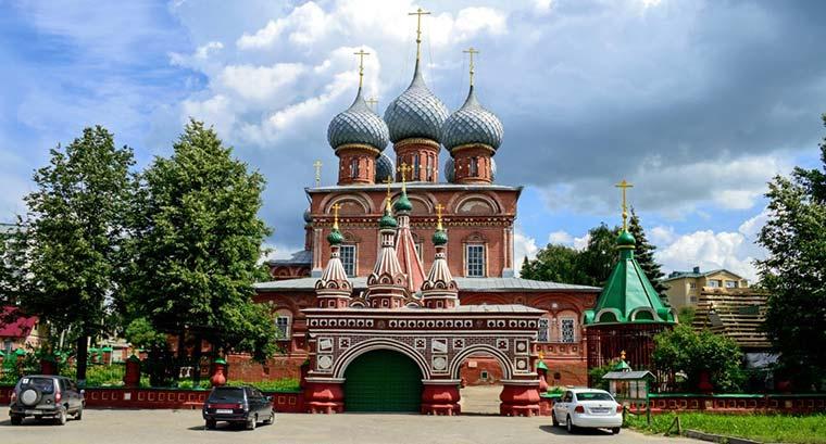 Кострома: куда сходить