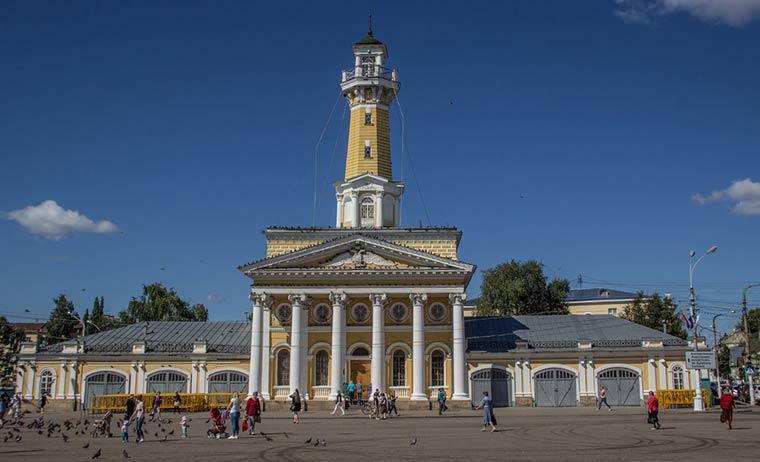 Куда можно сходить в Костроме?