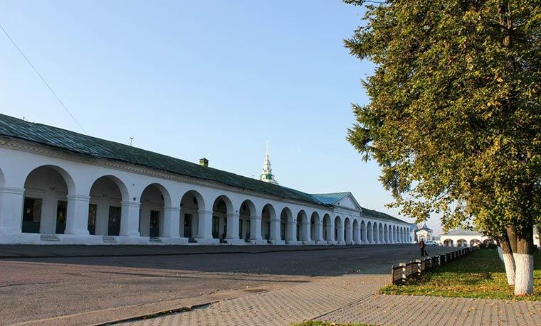 Куда сходить в Костроме?