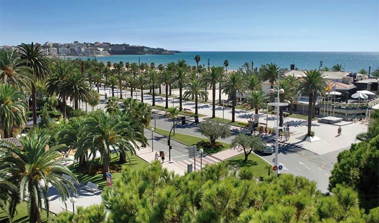 Популярные курорты Испании
