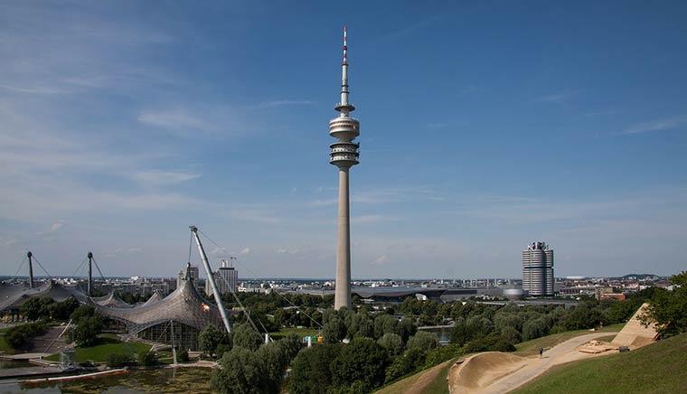 Олимпийская башня