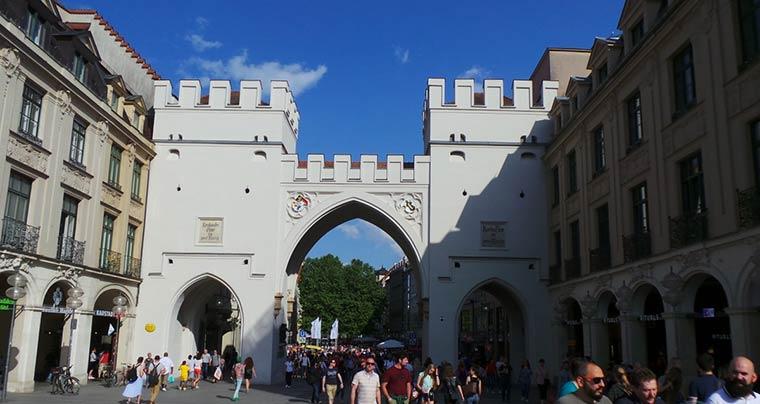 Карловы ворота