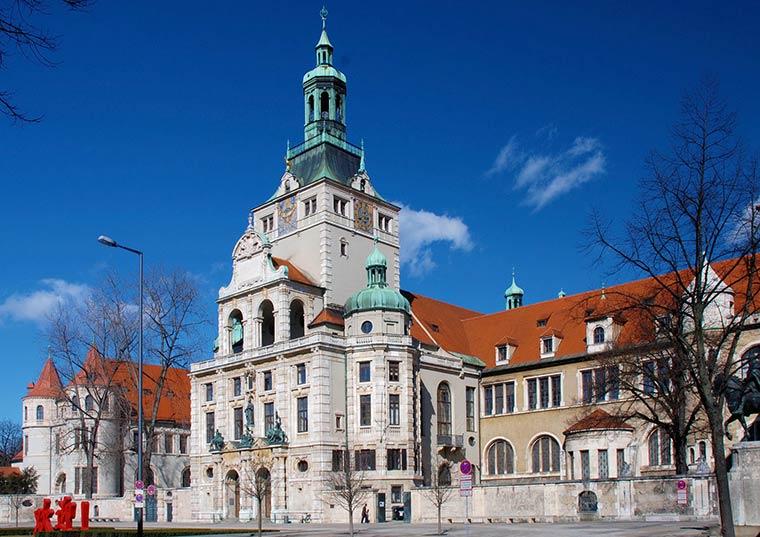 Достопримечательности Мюнхена: Баварский музей