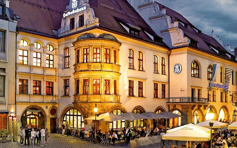 Достопримечательности Мюнхена: Хофбройхаус