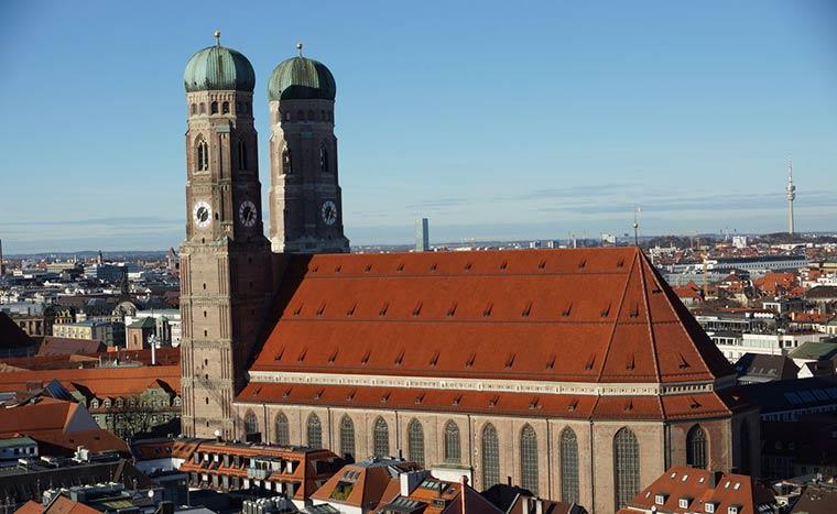 Достопримечательности Мюнхена: Фрауэнкирхе
