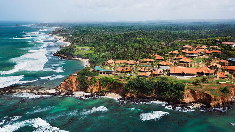 Шри-Ланка: курорт Велигама