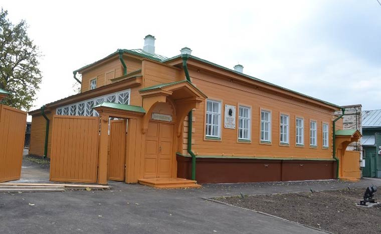 Достопримечательности Ульяновска