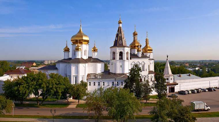 Свято-Троицкий монастырь - достопримечательности Тюмени