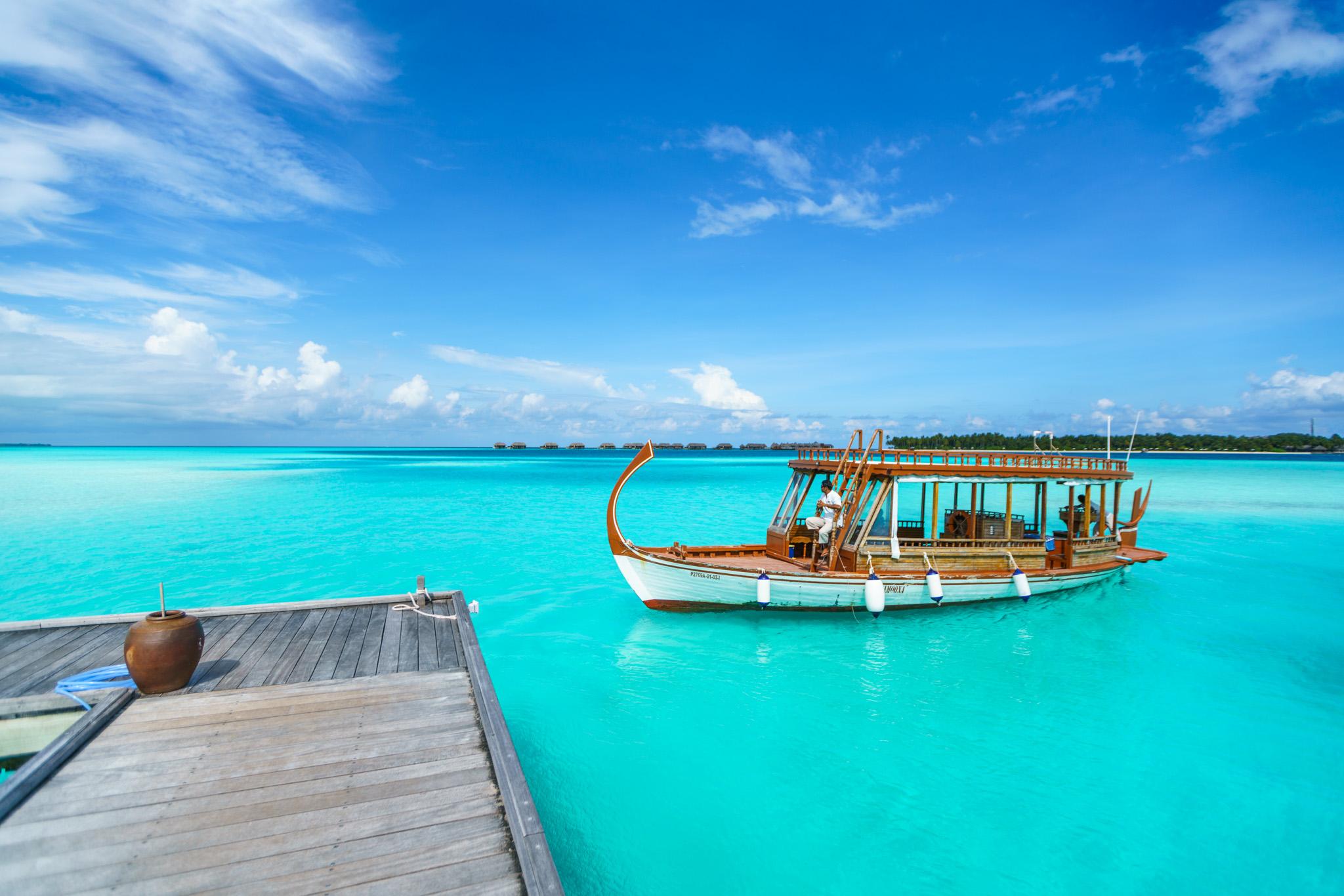 Транспорт на Мальдивских островах
