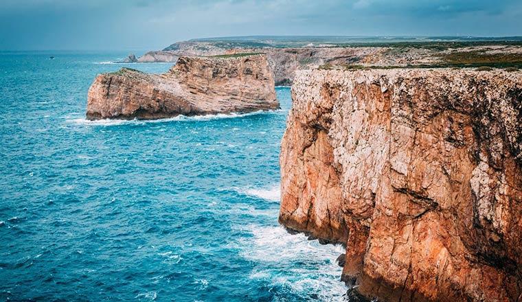Курорты Алгарве в Португалии