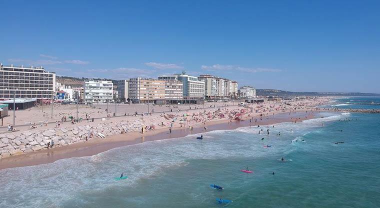 Лучшие курорты Португалии на океане