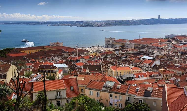 Лучшие курорты на море в Португалии